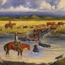 Crossing Stimson Creek